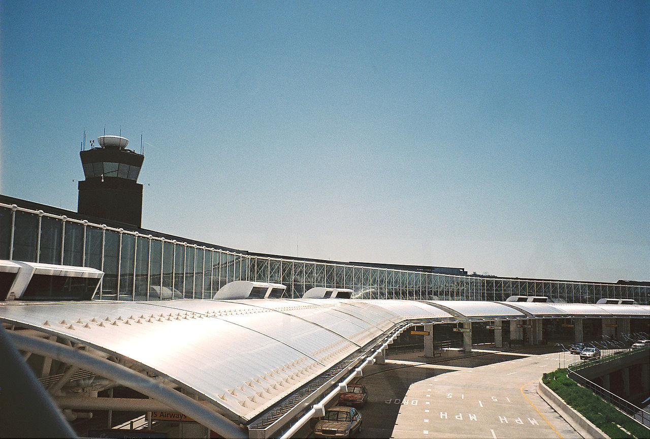Baltimore–Washington International Airport (BWI) is the largest airport serving Baltimore–Washington D.C. metropolitan area.