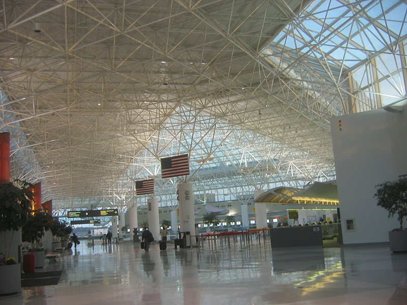 Baltimore Airport has been ranked as one of the best airports in the world of its size.